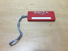 Takt Label - Etiqueta de reloj - Watch Tag - SWIZA 1904 - For Collectors