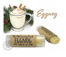 Eggnog Natural Lip Balm