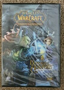 WORLD OF WARCRAFT STARTER DECK - WoW Tcg - New + Factory Sealed