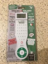 IF Collins Electronic Dictionary Bookmark. ENGLISH-ITALIAN. NEW!