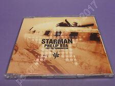 "5"" Single CD Phillip Boa and the Voodooclub - Starman (K-049) 4 Tracks Ger 1997"