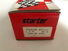 RARE Starter Models 1/43 Kit:  Can Am 1972 Porsche 917/10 L & M No.6