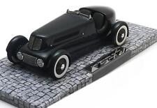 FORD MODEL 40 SPECIAL SPEEDSTER 1934 DARK GREY MINICHAMPS 107082080 1/18 RESINE