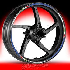 Adesivi moto SUZUKI SV650 S - strisce RACING4 cerchi ruote wheels stickers
