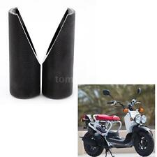 2x Scooter ATV Foot Peg Footrest Aluminum For Honda Ruckus Zoomer Black US I4S5