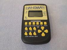 HANGMAN - 6 DIFFERENT CATEGORIES - 2010 WESTMINSTER- ELECTRONIC HAND-HELD