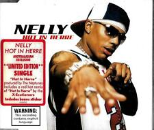 Nelly ,Australian Limited Edition cd (4 tracks)- Hot In Herre