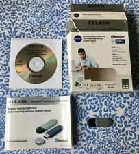 Belkin Bluetooth Technology USB Adaptor