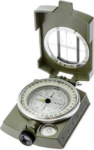 Cc4580 Vigilancia De Lensatica Y Prismatica Militar Para Emergencias Brujula