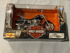 Maisto Harley Davidson Series 6 FXDL Dyna Low Rider 1999 Models 1:18