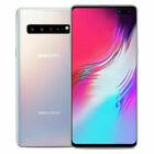 Samsung Galaxy S10 5g Black Silver 256/512gb G977u 5g Verizon Wireless - Good -