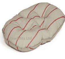 "HERITAGE QUILTED MATTRESS - (18"" - 40"") - Danish Design Dog Bed dd PawMits Mat"