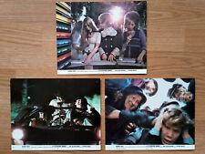 STANLEY KUBRICK: A CLOCKWORK ORANGE - 3 vintage US lobby cards 1971