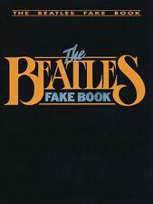 The Beatles Fake Book Sheet Music C Edition Real Book Fake Book NEW 000240069