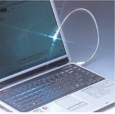 Set Of 3 USB Powered Single LED Light For Laptop Desktop PC Netbook (N-1006)