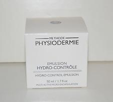 Physiodermie Hydro-Control Emulsion 50ml/1.7fl.oz.  New in box