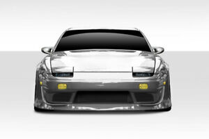 89-94 Fits Nissan 240SX S13 V-Speed DuraflexFront Wide Body Kit Bumper!!! 114926