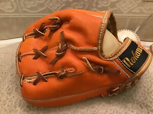 "Nokona Pro-Line Fieldrite 5750 Youth 10"" Baseball Glove Left Hand Throw"