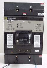 Square D MHL366001291 600A 600V 3-Pole Circuit Breaker 1271803135