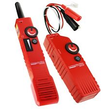 Power Network Cable Tracker Detector Tester Wire Locator Low Voltage Metal Pipes