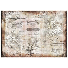 Prima Finnabair Tissue Paper Sheet Romatica 968090
