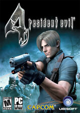 Resident Evil 4 IV PC Games Windows 10 8 7 XP Computer survival horror action