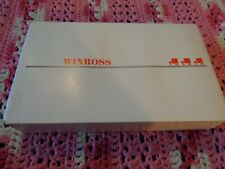 Vintage Winross/Transcon Double Tractor Trailer New In Box
