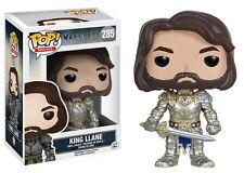 Warcraft - Funko Pop Movies 285 - King Llane - Original New Vinyl Figure