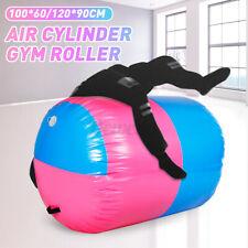 Air Roller Roll Inflatable Gymnastics Cylinder Mat Balance Beam Training