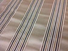 Romo Cut Velvet Stripe Velvet Upholstery Fabric- Ottavio Marble 1.15 yd 7363/08