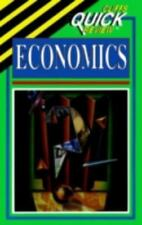 Economics by Cliffs Notes Staff and John Duffy (1993, Paperback)