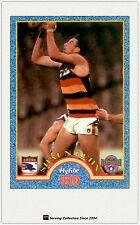 1996 AFL Tip Top Hyfibe Heroes Card #12 Shaun Rehn (Adelaide)