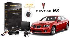 Flashlogic Remote Start for 2008 G8 Pontiac V6 w/Plug & Play Harness