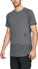 Under Armour Men's Ua Perpetual Graphic Short Sleeve Top T-Shirt 1321963 Size L