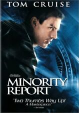 New listing Minority Report (Widescreen Edition) (Package may Vary)