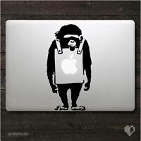 Banksy Monkey Macbook Decal / Macbook Sticker