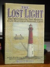 The Lost Light: Mystery Of Missing Cape Hatteras Fresnel Lens Civil War