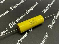 WPP 2uF 250V 5/% WPP2W2J Axial Film Capacitor CDE 1pcs-Cornell Dubilier