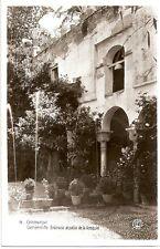 Tarjeta Postal GRANADA. - Generalife. Entrada al patio de la Acequia.