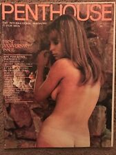 Vintage Penthouse September 1970,1st Anniversary Volume 2 Number 1 Tina McDowall