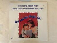 Sex and the Single Girl LD Tony Curtis Natalie Wood Lauren Bacall Henry Fonda