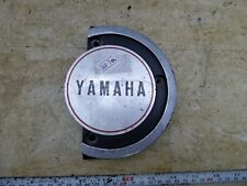 1972 Yamaha DS7 250 YDS7 Y360-7a. right engine inspection cover