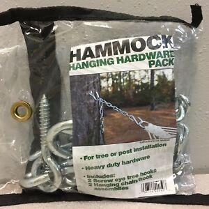 The Hammock Source HDW-PCB6 Hammock Hanging Hardware Pack