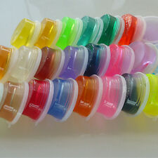 1PCS Colorful Crystal Plasticine Clay Jelly Slime Mud Kid Intelligent Toys NICE