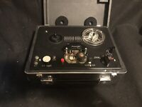 Rare Vintage Fujiya Corder FL-555 Reel To Rell Tape Recorder