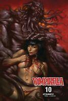VAMPIRELLA #10 DYNAMITE COVER A PARRILLO  1ST PRINT