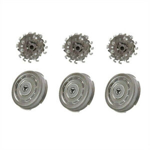 3X RQ12 Replacement Shaver Blades For PHILIPS NORELCO RQ12 Series Sensotouch 3D
