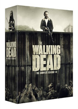 The Walking Dead: Seasons 1-6 DVD NEW