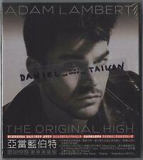 Adam Lambert: The Original High (2015) CD SLIPCOVER TAIWAN
