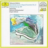 Brahms:Piano Concerto 2; Fantasia op. 116, , Very Good